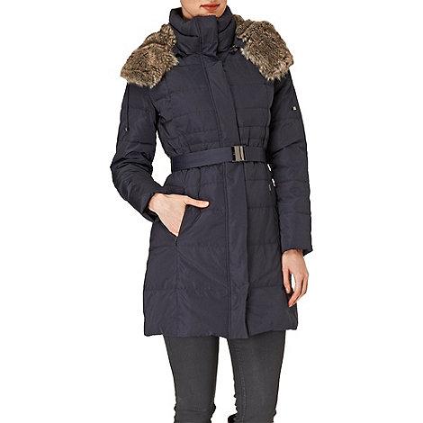 Phase Eight - Navy freya puffa coat