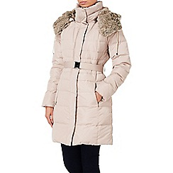 Phase Eight - Champagne freya coat