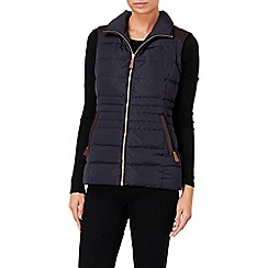 Phase Eight - Navy georgie gilet