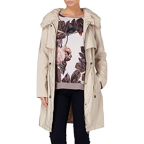 Phase Eight - Pebble isobel parka coat