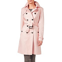 Phase Eight - Soft pink tabatha trench coat