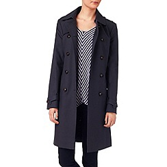 Phase Eight - Navy tabatha trench coat