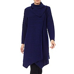 Phase Eight - Electric Blue bellona waterfall coat