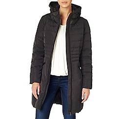 Phase Eight - Slate paula padded coat