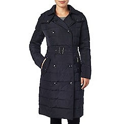 Phase Eight - Emmalee double trench puffer coat