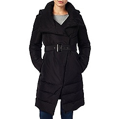 Phase Eight - Cierra wrap neck puffer
