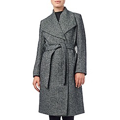 Phase Eight - Devyn texture belted coat