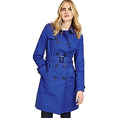 Phase Eight - Persian blue tabatha trench coat