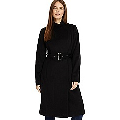 Phase Eight - Darby wrap neck coat