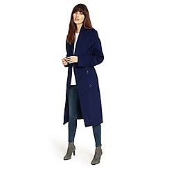 Phase Eight - Blue 'Nicci' belted coat
