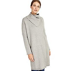 Phase Eight - Paloma plain jacquard knit coat