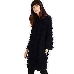 Phase Eight - Filippa fringe knit coat