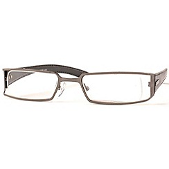 Sight Station - Rodeo black fashion reading glasses