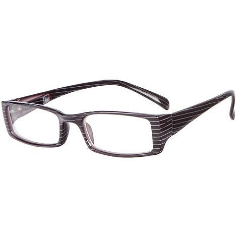 Sight Station - Saville black fashion reading glasses