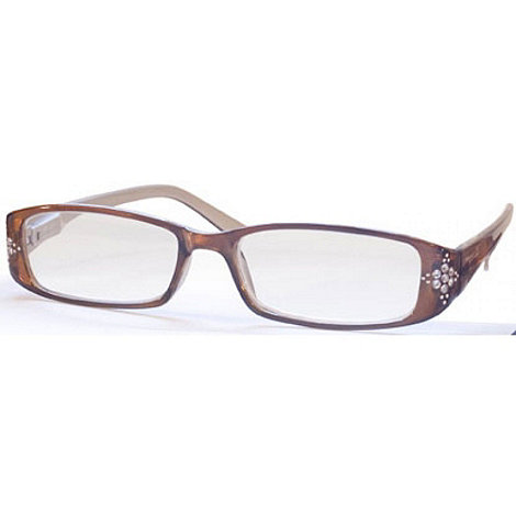 Sight Station - Vermont brown fashion reading glasses