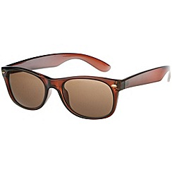 Sight Station - Munro tortoiseshell reading sunglasses - two in one sunglasses and reading glasses