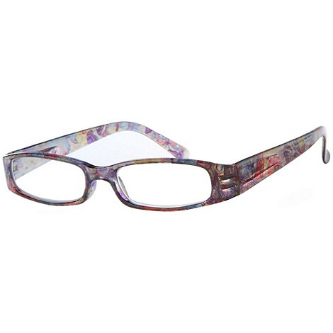 Sight Station - Chantilly butterfly fashion reading glasses