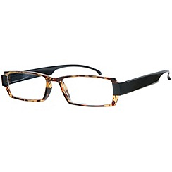Sight Station - Oxford tortoiseshell fashion reading glasses