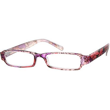 Sight Station - Monsoon purple fashion reading glasses