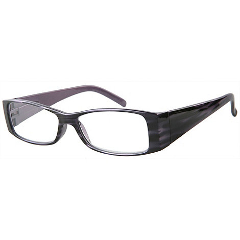 Sight Station - Ella mauve fashion reading glasses