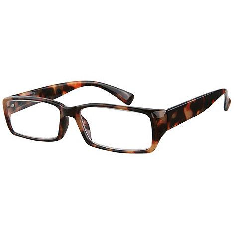 Sight Station - Bentley tortoiseshell fashion reading glasses