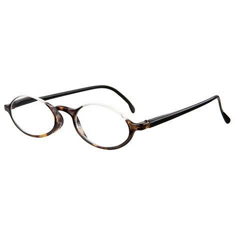 Sight Station - Bennet tortoiseshell fashion reading glasses