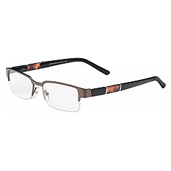 Sight Station - Byron brown fashion reading glasses