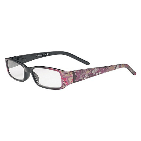 Sight Station - Kashmir purple fashion reading glasses