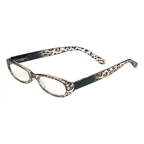 Sight Station - Charlotte brown fashion reading glasses