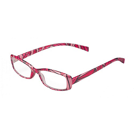 Sight Station - Mia pink fashion reading glasses