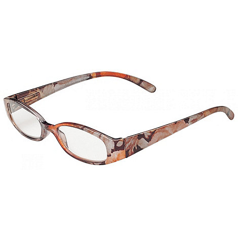 Sight Station - Payton brown fashion reading glasses