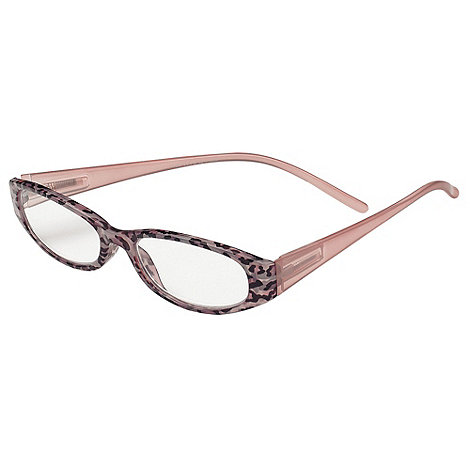 Sight Station - Steffi brown and light brown fashion reading glasses