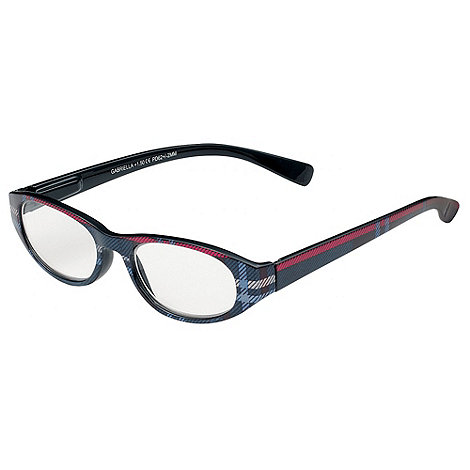 Sight Station - Gabriella hunter green fashion reading glasses