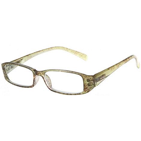 Sight Station - Arizona sand fashion reading glasses