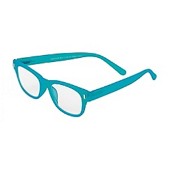 Sight Station - Emerson blue matte fashion reading glasses
