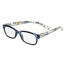Sight Station - Maya blue tropical fashion reading glasses