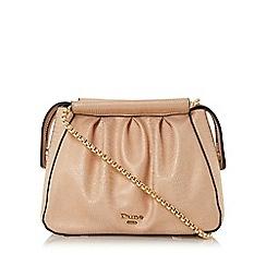 Dune - Bronze 'Ehannah' pouch shoulder bag