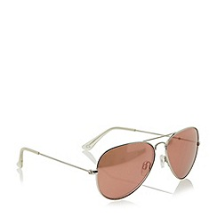 Dune - Rose 'Grace' aviator sunglasses
