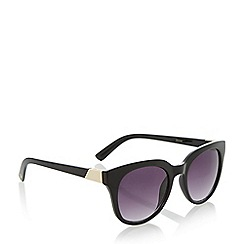 Dune - Black 'Gabrielle' cat eye sunglasses
