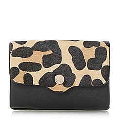 Dune - Multicoloured 'Kimberley' mini envelope purse