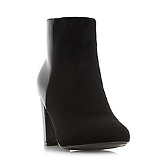 Roberto Vianni - Black 'Offa' heeled ankle boot