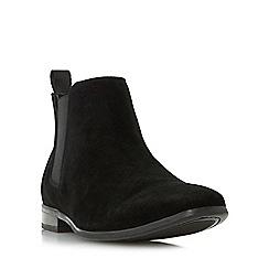 Dune - Black 'Maida vale' chisel toe chelsea boots