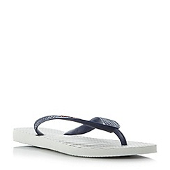 Havaianas - Navy '4137126' nautical flip flops