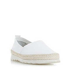 Roberto Vianni - White 'Glynn' comfort espadrille shoes