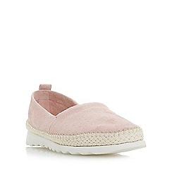 Roberto Vianni - Pink 'Glynn' comfort espadrille shoes