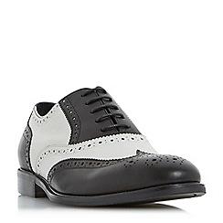 Dune - Multicoloured 'Padron' colour block brogue shoes