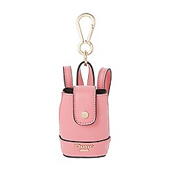 Dune - Pink 'Stephaney' backpack bag charm