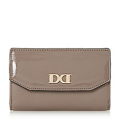 Dune - Taupe 'Kennie' smart foldover purse