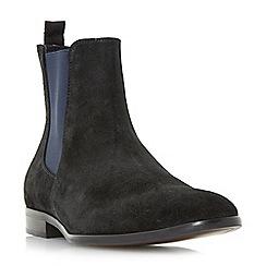 Dune - Black 'Malcom' smart chelsea boots
