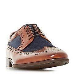 Bertie - Multicoloured 'Parady' american brogue shoes